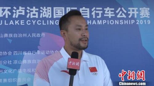 亚洲自行车冠军吴丹:希望四川自行车赛事越办越好