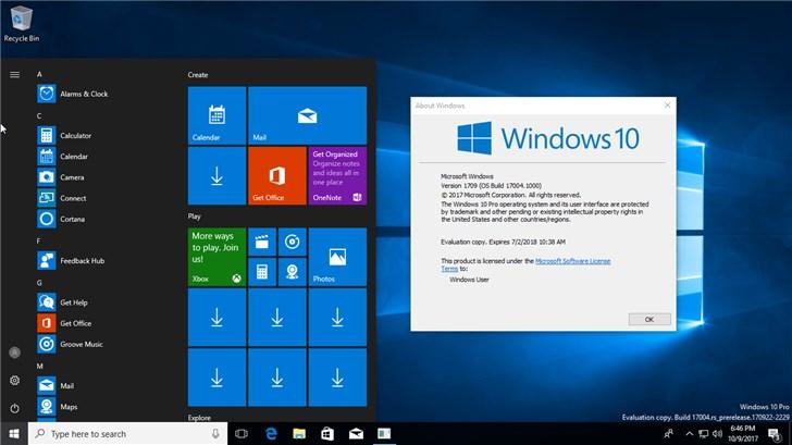 微软Windows10补丁KB4517389导致蓝屏死机问题