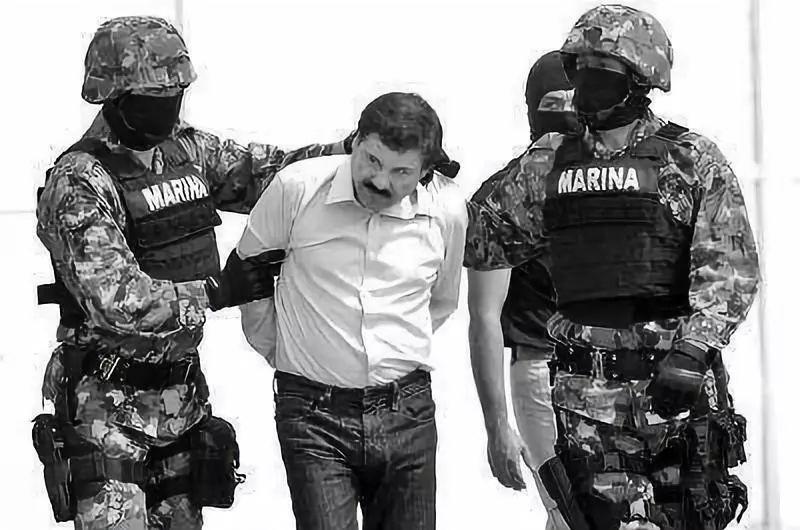 墨西哥是全球最大的毒品供应国,毒贩猖狂到连