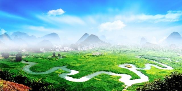 健康主题成出游时尚,广西河池向广东游人发出健康旅游邀请