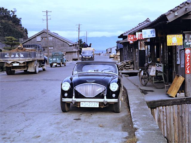 驻日美军相册,五十年代的东瀛生活_日本