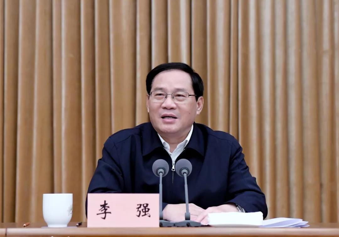 这项工作具有重要风向标作用,李强要求为上海改革发展提供坚强有力的政治保证