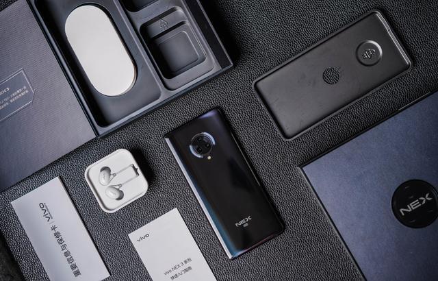 原创 黑科技加持的旗舰机NEX 3 5G,国产品牌技术领先苹果一步