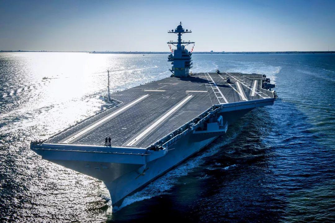 核动力航空母舰