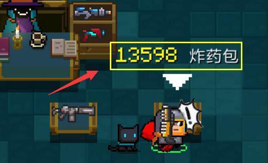 元气骑士最严重的7大bug电弧手里剑让时间暂停它凉屋自制