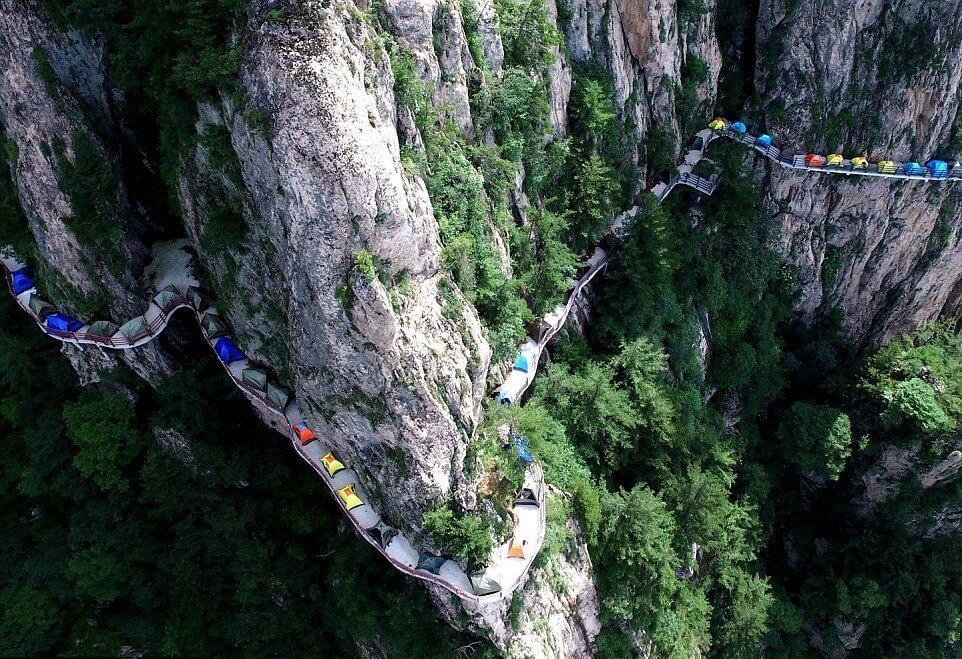世界上最危险的地方_世界上8大最危险的地方, 最后一个在中国, 众人皆