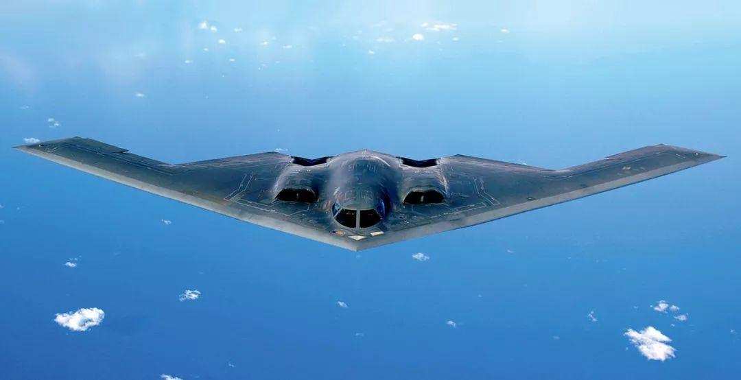 B2隐身轰炸机