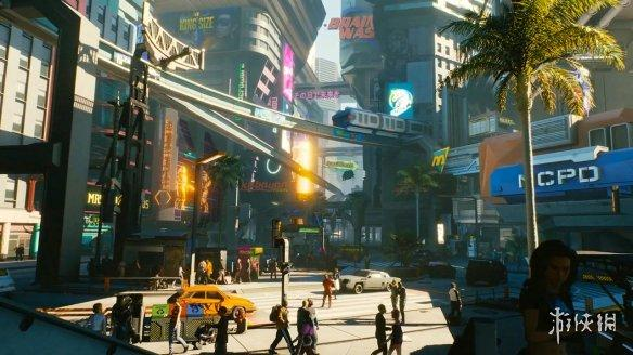 CDPR:《赛博2077》是本世代最后一款画面爆表的大作