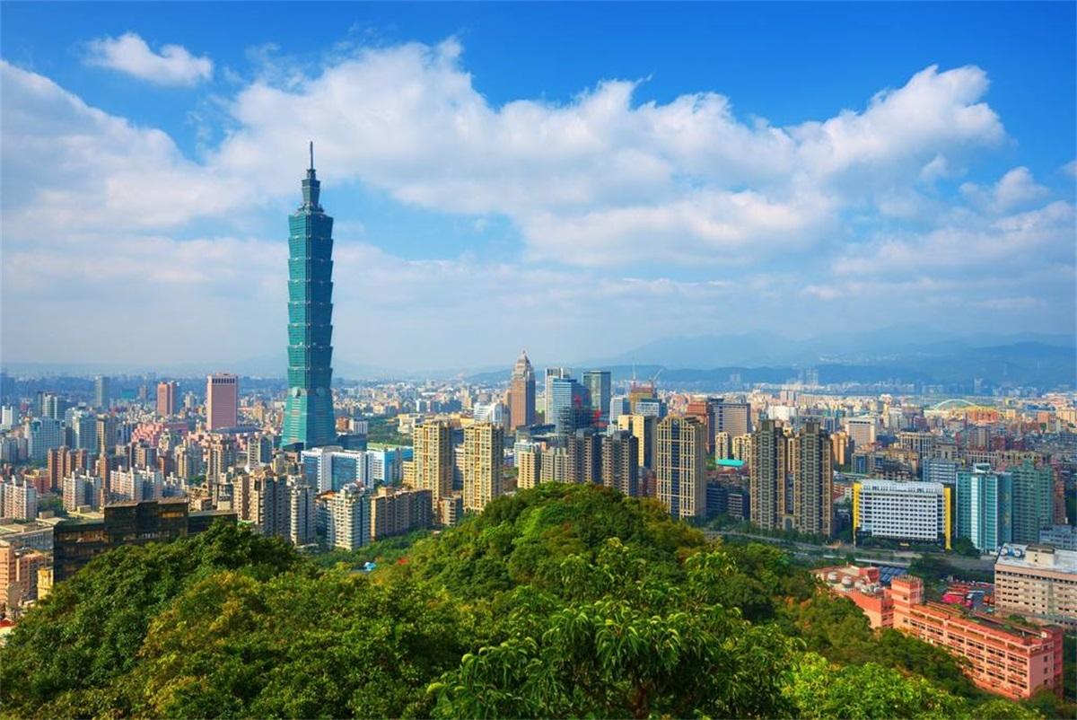 台湾人均gdp是多少_国内第一高楼已建成3年,遇到大风竟摆动近1米,网友 够安全吗