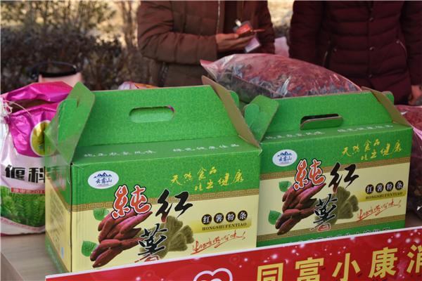 带着乡味进省城――镇平县电商消费扶贫新路径