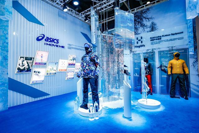 为冬奥助力,ASICS亚瑟士亮相2019国际冬季运动博览会