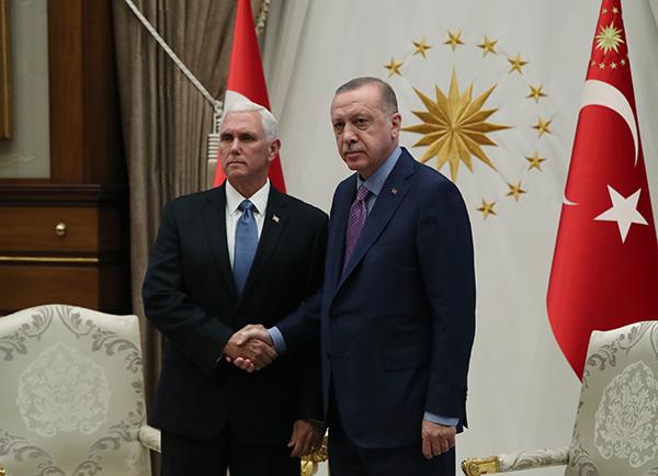 埃尔多安:与美协议若未彻底执行,将更快地在叙利亚开展攻势