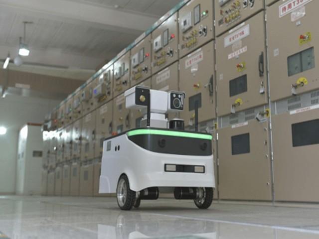 """智能巡检机器人正式""""上岗""""啦!为第六届世界互联网大会保驾护航"""