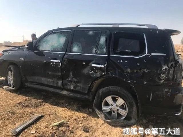 库尔德女秘书长遭袭遇难,座驾被打的面目全非