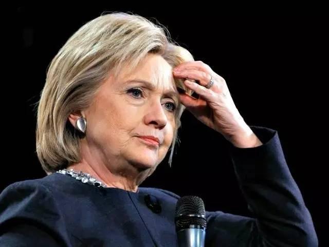 """希拉里""""电邮门""""调查结果出炉:38名美国官员涉"""