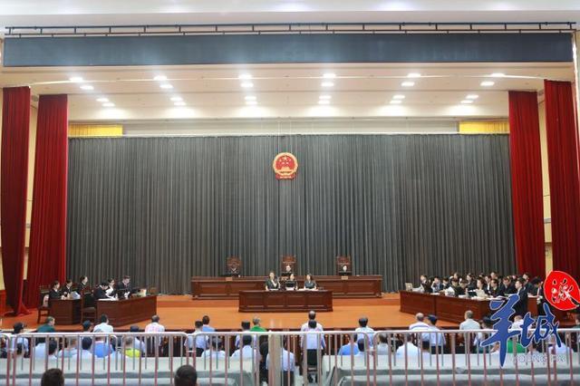 开设赌场、聚众斗殴……广州25人涉黑案一审开庭
