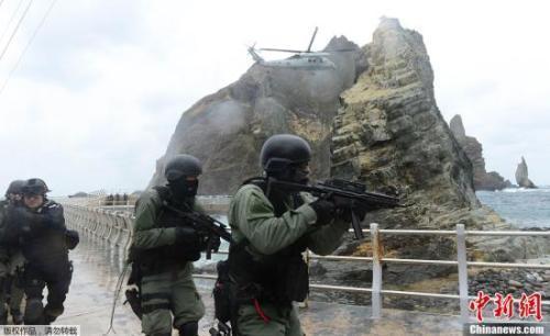 韩防长:不排除重新考虑韩日军情协定可能性