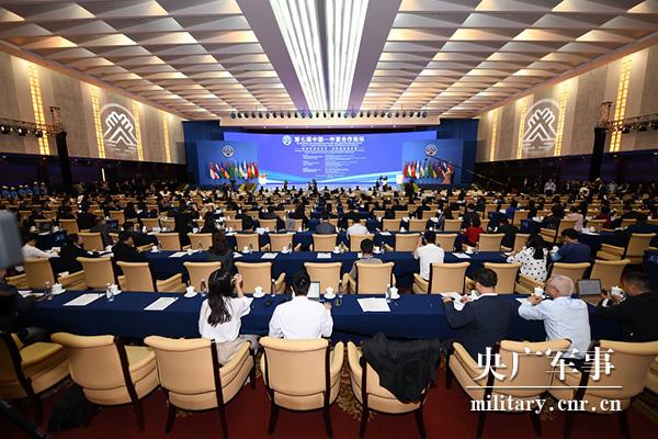 首届中国-中亚北斗合作论坛在广西南宁成功举办_卫星