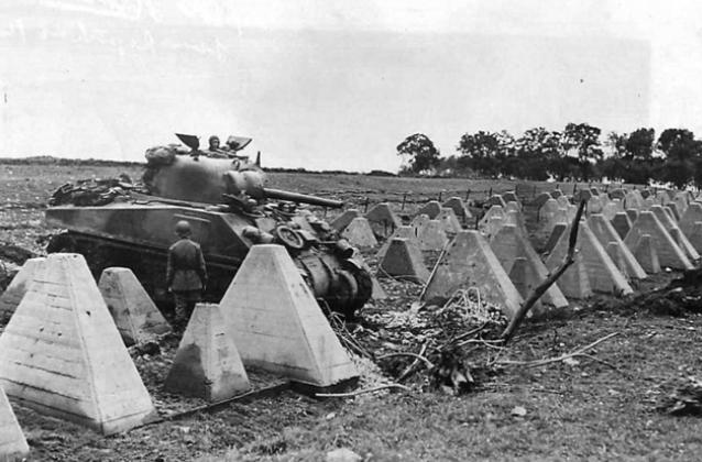我国最简陋拦路虎:第1坦克都能压扁,第2曾破几十万大军