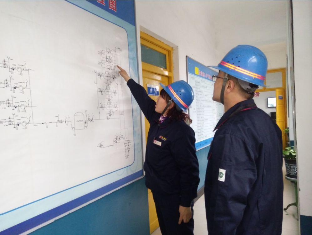 基层动态丨设备管理出实招 共筑顺行新台阶 能源检计量中心TPM设备精益管理推进侧记