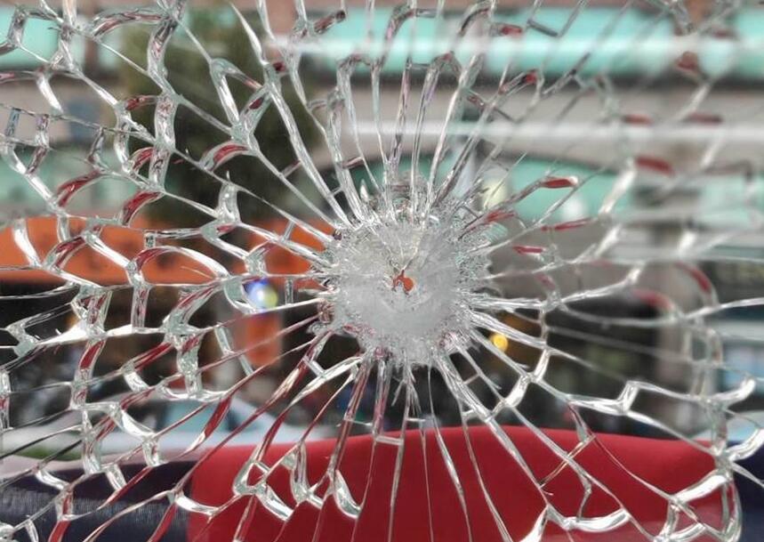 台湾桃园又一处国民党服务点遭枪击