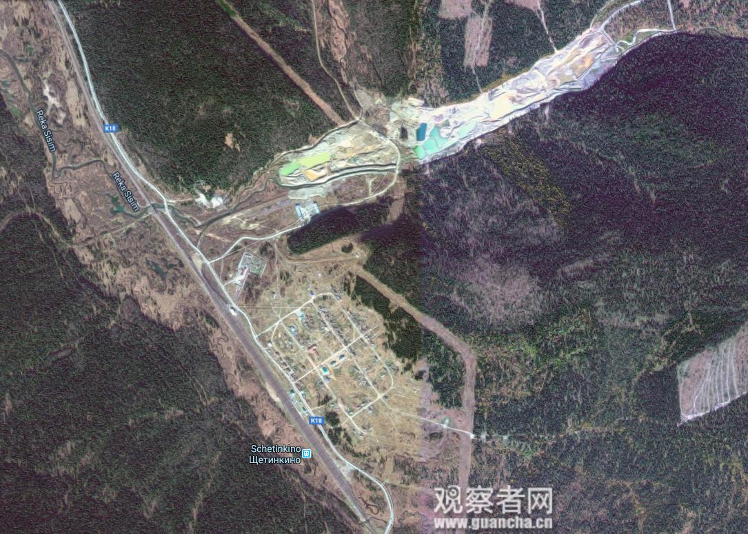 俄一座水坝溃决,至少6死14伤