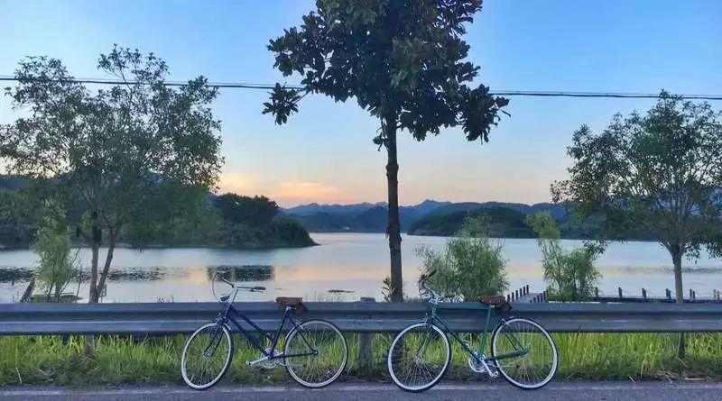 《周末同价》住深藏千岛湖尽头的绝美民宿,享中/西式早餐、下午茶、自行车环湖骑行~