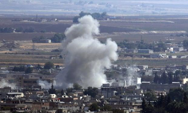 土耳其被指使用白磷等化学武器 库尔德男孩被严重烧伤_英国