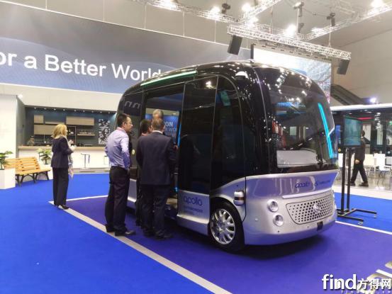 L4自驾公交,5G智能联网公交世博宇通不止如此