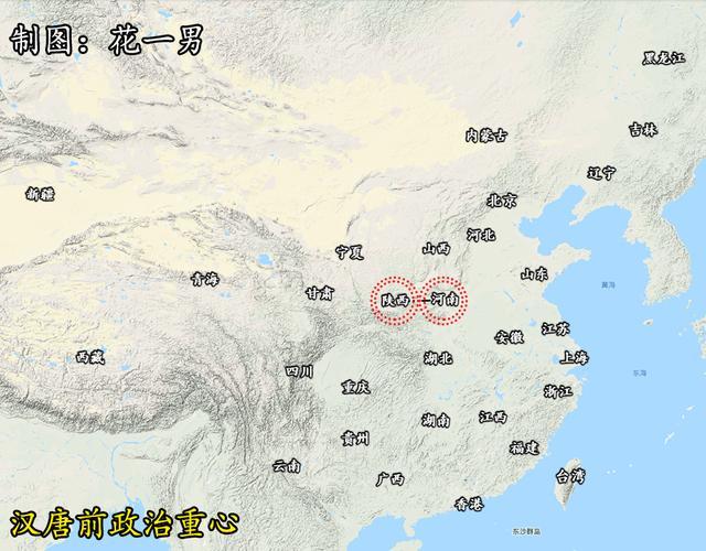 江淮防线:它到底有多重要?为何能够主导王朝兴衰?