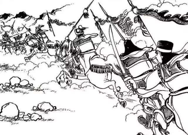 中国历史上最精彩的战役:钟离之战