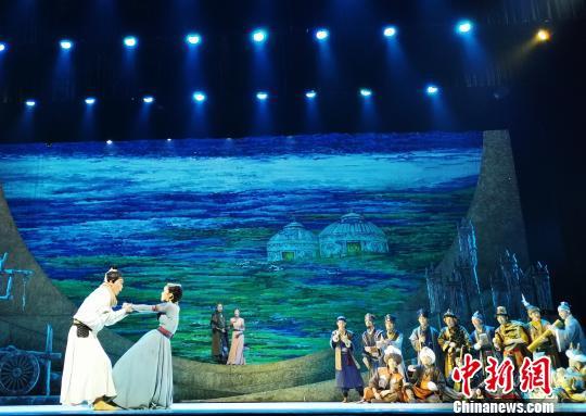 """民族舞剧《驼道》:用世界艺术讲述千年""""茶路印象"""""""