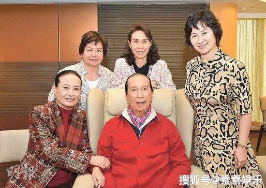 赌王家的三个准女婿:窦骁最具潜力,辛奇隆和何超盈财力最强