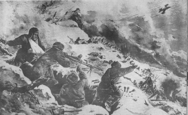 他被称中国狙击之王, 战场击毙214名敌军, 包括美军王牌狙击手
