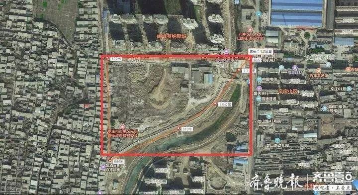 枣庄市中区挂牌出让60亩地,起始价超1.8亿