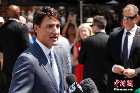 加拿大进入大选倒计时特鲁多光环不再选情告急