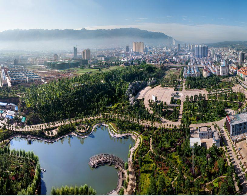 曲靖人口最多的城市_曲靖城市图片