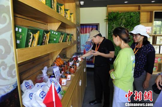 """海外华文媒体探访三峡大坝""""坝头库首第一村"""""""