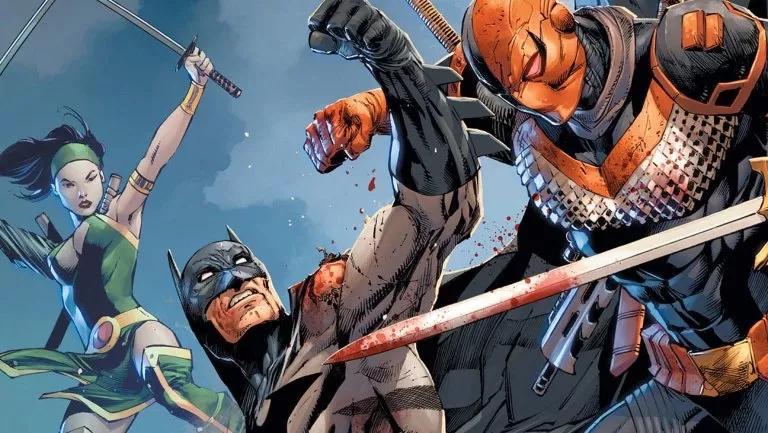 全球资讯_全球资讯   dc漫画将于2020年推出蝙蝠侠