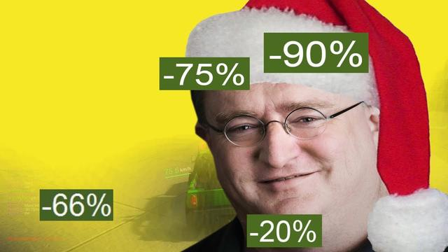 买亏G胖!Steam秋季促销或将于11月27日开启