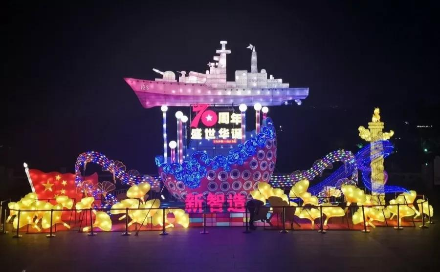 """""""水天堂,夜游城""""!泰州这个灯会,于国庆点亮朋友圈!还有一大波活动来袭"""