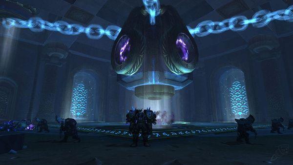 《魔兽世界》即将到来的永恒王宫难度调整