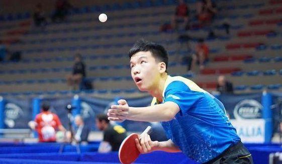 波兰乒乓球挑战赛:向鹏蒯曼分获U21男女单冠军
