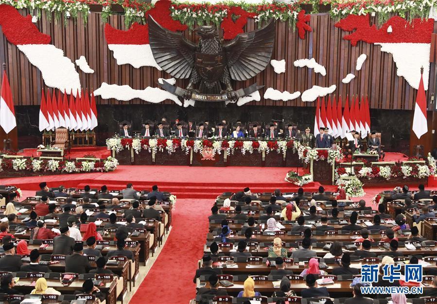 印尼总统佐科上任