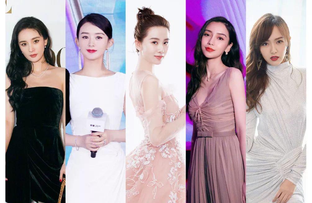 """杨幂、赵丽颖、刘诗诗、唐嫣……""""85花""""的中年危机她能率先突围?"""