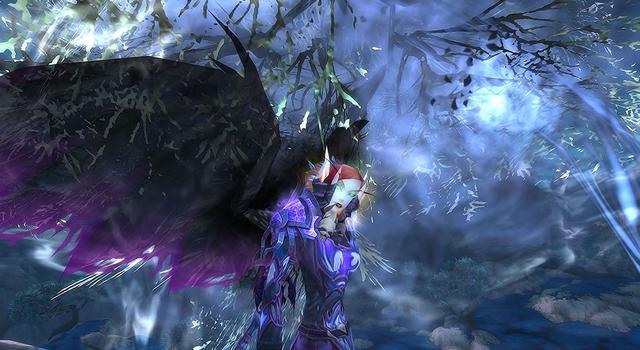魔兽世界:60终极天赋灵魂裂解,宝宝可以分担主人伤害的30%?
