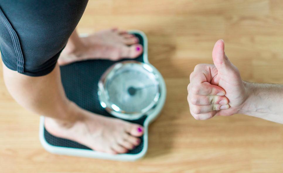 亲身经历告诉你:减肥只看体重秤,最终都输得一塌糊涂!