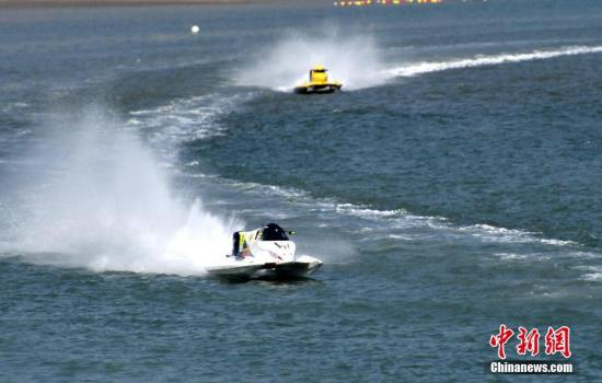 F1摩托艇厦门大奖赛落幕阿布扎比队夺得首位