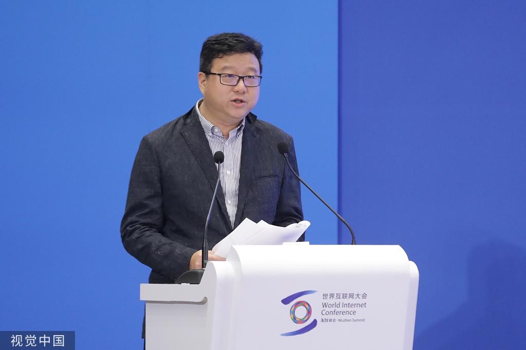 丁磊:企业发展要从拼红利走向拼技术