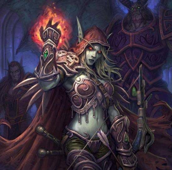 炉石传说:希尔瓦娜斯重回标准模式,给你降了多少智商?